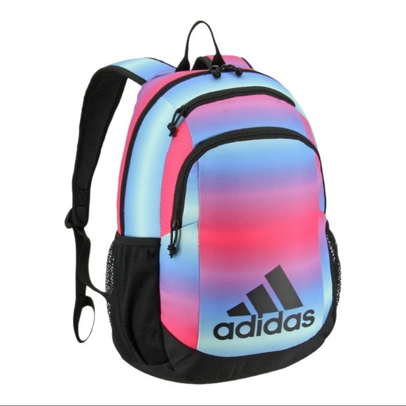NEW Tie Dye adidas Young BTS Creator Backpack